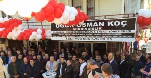 Alanya'da Mühendislik Bürosu Açtı