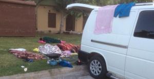 Yerli Tatilciler Alanya'yı Mahvetti