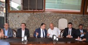 Aksoy'dan Alanya Çıkarması