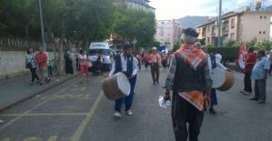 Alanya'da Festival Başladı