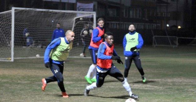 Alanyaspor'da Adana Demirspor Maçı Hazırlıkları