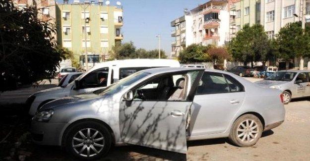 Antalya'da Çaldılar, Burdur'da Yakalandılar