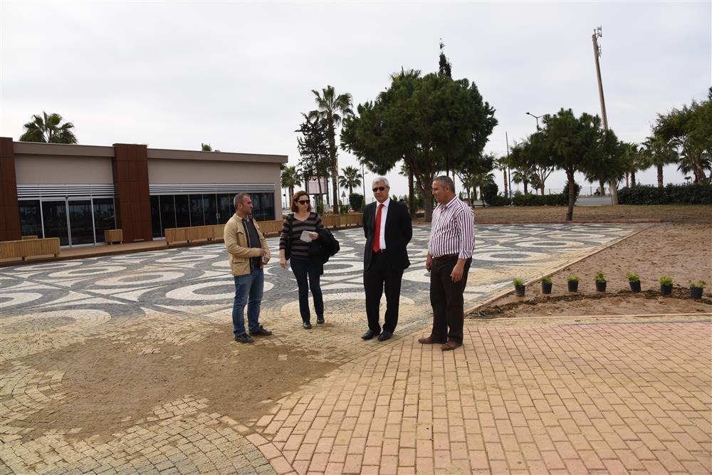 Başkan Vekili Mehmet Kula, Belediye Çalışmalarını Denetledi