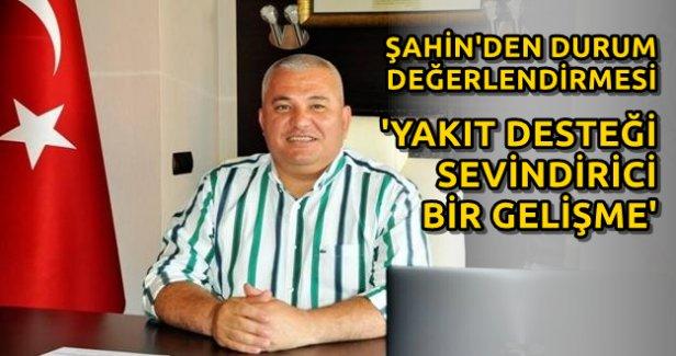 Mehmet Şahin Turizm Eylem Planı'nı Değerlendirdi