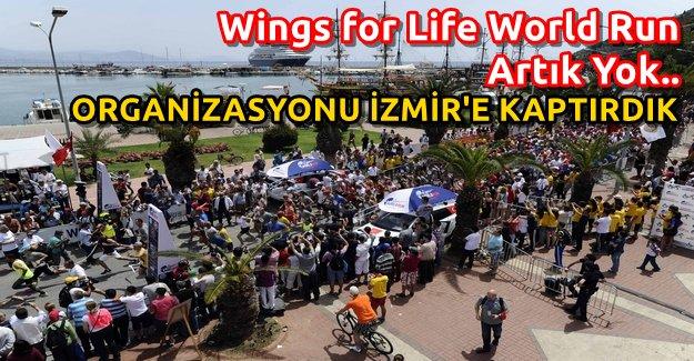 Tüm Dünya İle Aynı Anda Yapılan O Organizasyonu İzmir'e Kaptırdık