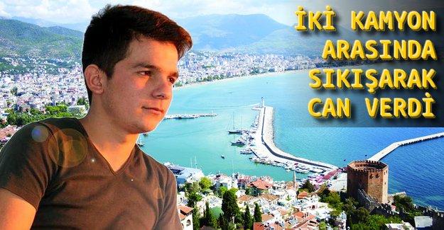 Alanya'lı Genç Hayatını Kaybetti