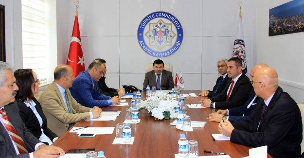 İlçe Spor Güvenliği Toplantısı Yapıldı