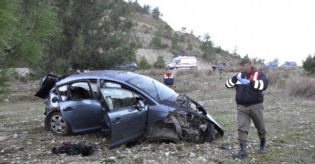 Kazada Yaralanan Sürücü 15 Gün Sonra Öldü