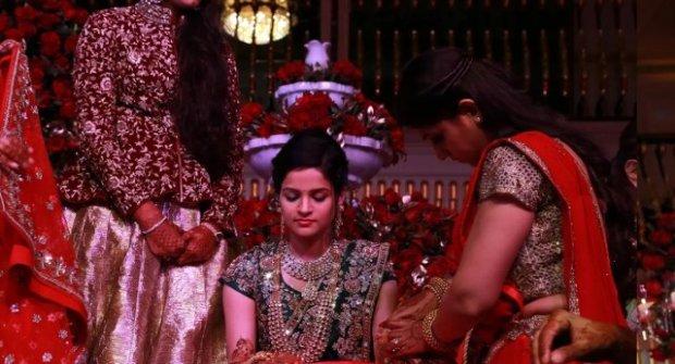 3 Gün 3 Gece Sürecek Hint Düğünü Antalya'da Başladı