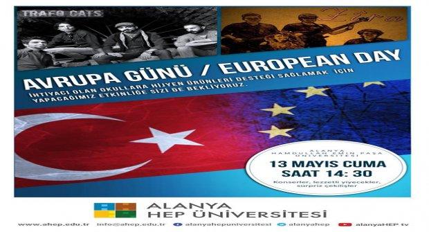 AHEP Avrupa Gününü Kutlayacak