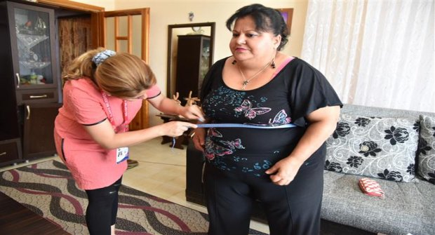 Diyetisyenlik Hizmeti Evlere Kadar Ulaştı