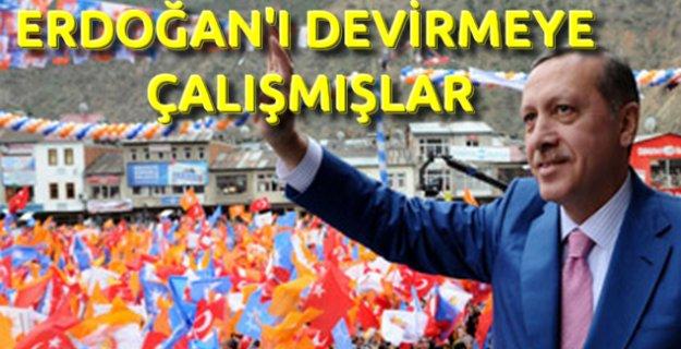 ABD'nin Erdoğan'ı Devirme Projesi!