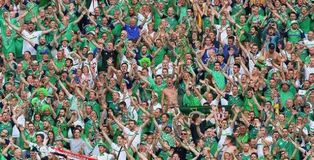EURO 2016'da şok! Maçta feci ölüm...