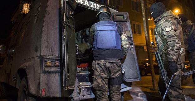 Antalya'da Düzenlenen IŞİD Operasyonundan Yasak Aşk Çıktı