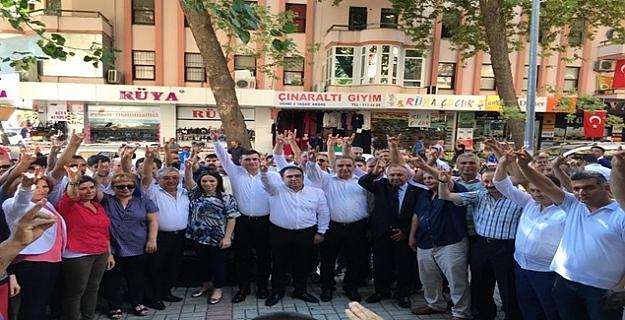 MHP'de Birlik Bozulmadı