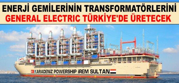General Electric, dünyanın en büyük 'Enerji Gemileri' için güç transformatörleri üretiyor