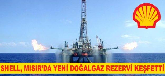 Mısır'da yeni doğalgaz rezervi bulundu