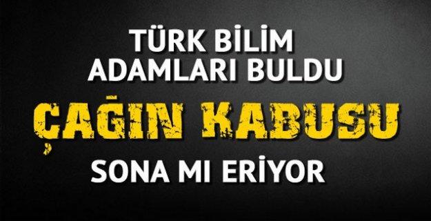 Türk Bilim Adamları Buldu