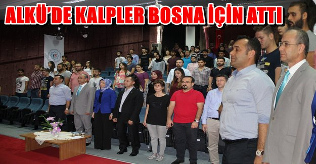 Kalpleri Bosna İçin Attı