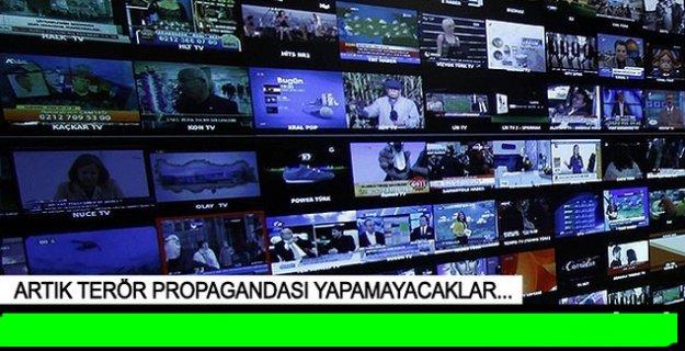 PKK'nın kanalının uydu yayını kesildi