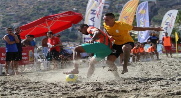 Sırada Plaj Futbolu
