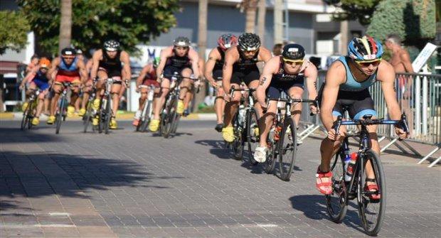 Triathlon Avrupa Kupa Finali Dün Sona Erdi