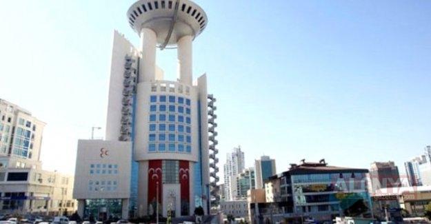 MHP'DEN SİNAN OĞAN VE 3 VEKİLE PARTİ ÜYELİGİNDEN ÇIKARMA TALEBİ