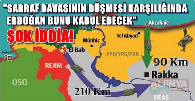 Erdoğan ABD-PKK Operasyonunu Kabul Edecek