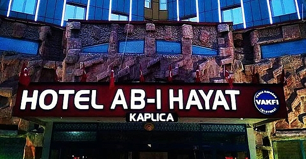 AB I HAYAT HOTEL KIZILCAHAMAM'DA AÇILDI
