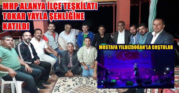 Tokar'da Mustafa Yıldızdoğan Coşturdu