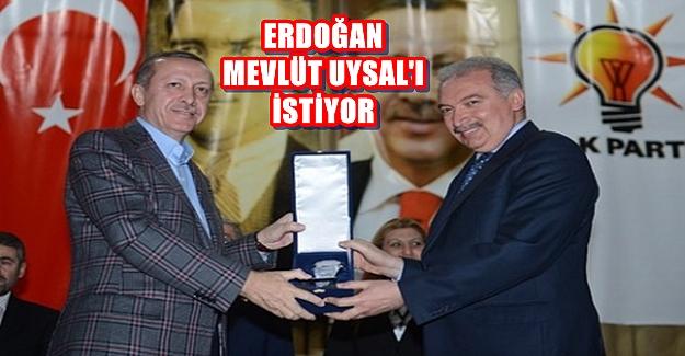 İBB Başkanlığı için Erdoğan, Mevlüt Uysal'ı istiyor