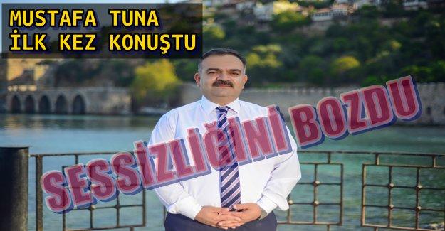 Mustafa Tuna İlk Kez Konuştu