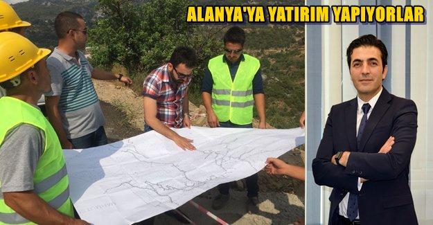 AEDAŞ'tan Alanya'ya Yatırım Hamlesi
