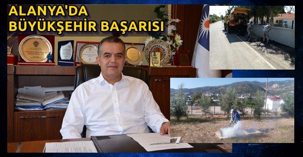 Antalya Büyükşehir Hız Kesmiyor