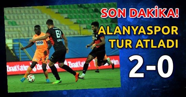 Aytemiz Alanyaspor Edirnespor Maç Sonucu