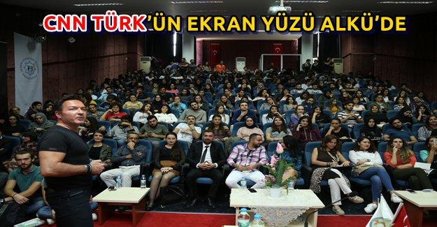 CNN Türk'ün Ekran Yüzü ALKÜ'ye Geldi