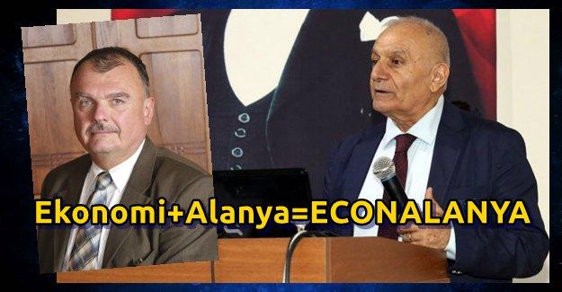Ekonominin Kalbi Alanya'da Atacak
