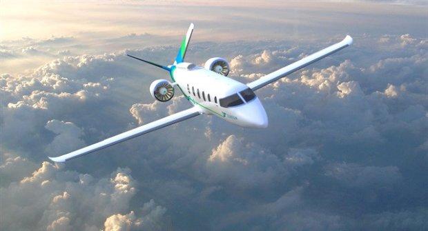 İlk Elektrikli Yolcu Uçağı, 2022 Yılında Üretilecek