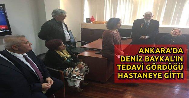 Mehmet Şahin, Baykal'ın Ailesini Ziyaret Etti