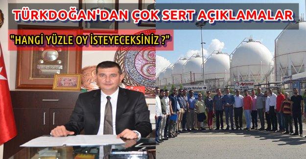 Mustafa Türkdoğan Çok Sert Çıktı