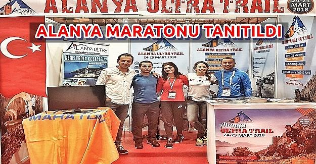 Alanya Maratonu Tanıtıldı