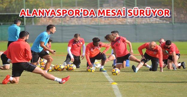 Alanyaspor'da Malatya Mesaisi