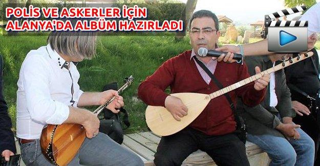 Ali Serdar Kırkpınar Albüm Hazırladı