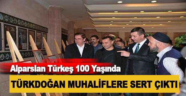 Alparslan Türkeş 100 Yaşında Fotoğraf Sergisi