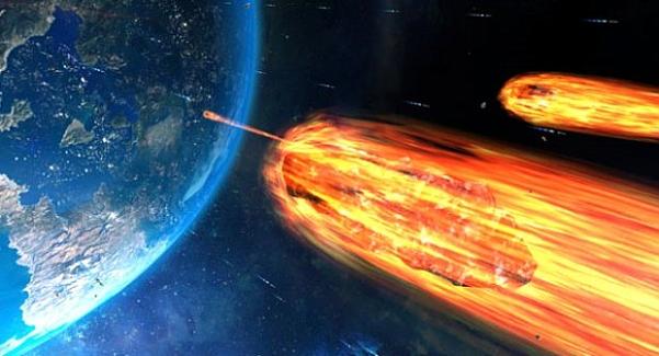 Dikkat Uzay Aracı Türkiye'ye Düşecek!