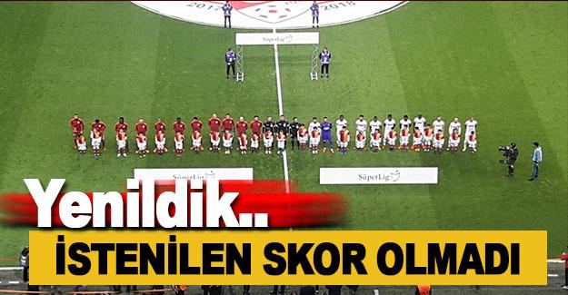 Galatasaray - A.Alanyaspor 2-0