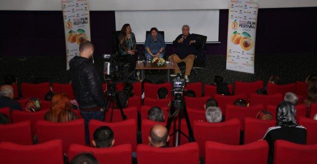 Gülüşan 7. Malatya Uluslararası Film Festivali kapsamında Ustaya Saygı bölümünde gösterildi
