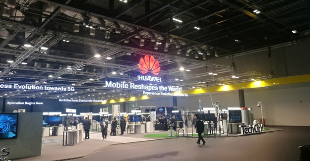 Huawei, 5G Spektrum Öneri Raporunu Sundu, Küresel Uyumlaştırma Çağrısında Bulundu