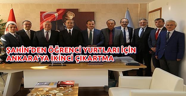 Şahin'den Ankara'ya İkinci Çıkartma