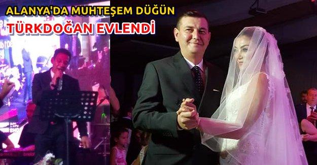 Türkdoğan Dünya Evine Girdi